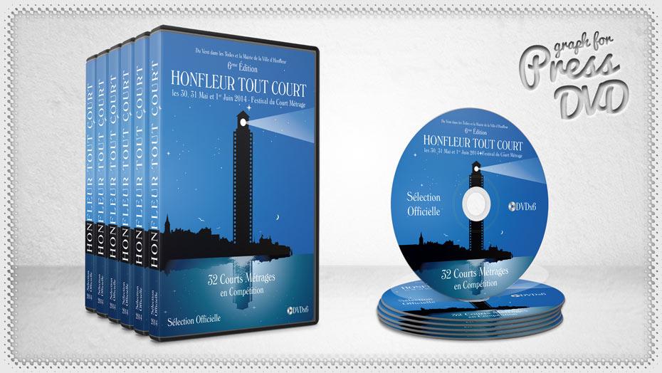 Conception graphique et preparation de DVD